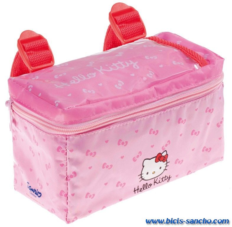 Bolsa de manillar Hello Kitty B180xH100xT80 mm