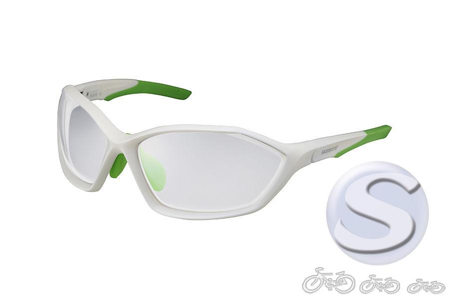 3c776b8b75 Gafas Shimano S71X Fotocromáticas Color Blanco/Verde - Sancho Bikes ...