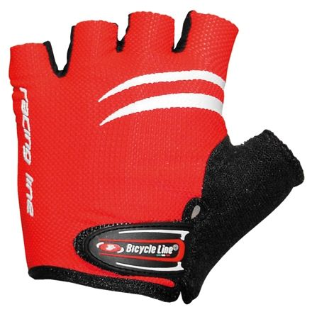 Racing Red Children Gloves