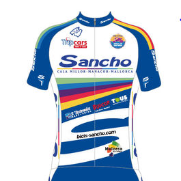 Maillot Blue Prussia Sancho Team XXL