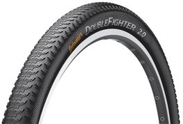 Cubierta Conti Double Fighter III 27.5x2.00""