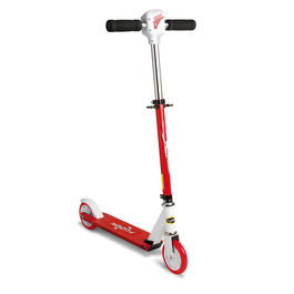 City Scooter Fuzion Speedometer rojo/blanco