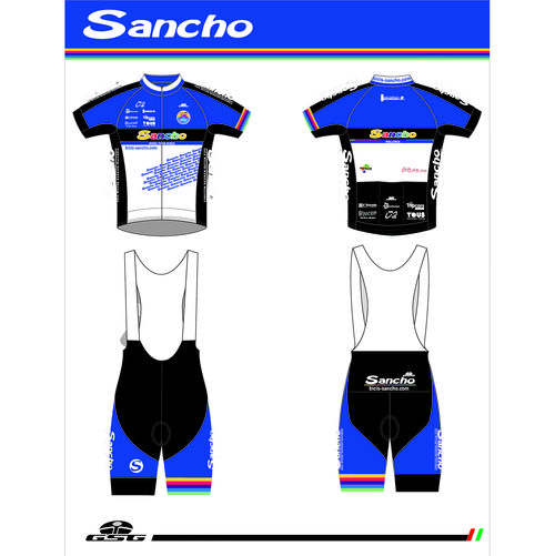 Bibshort Sancho Team 2016 Edittion