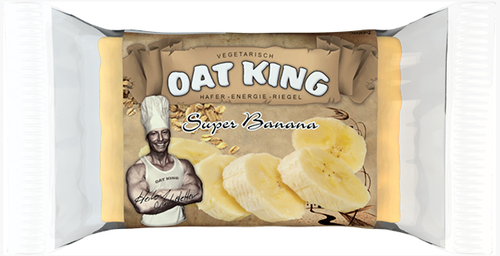 Barrita Oat King Super Banana