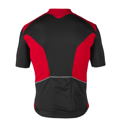 Maillot Tactic Round M Rojo M
