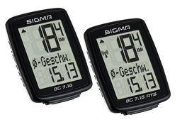 Odometer Sigma BC 7.16 cables