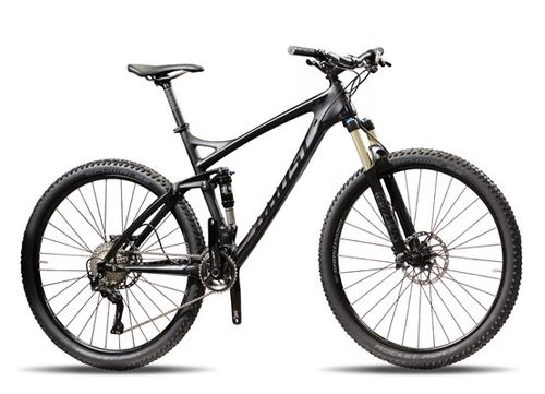 "Ghost AMR 29"" L.E. LC limited edition carbon"