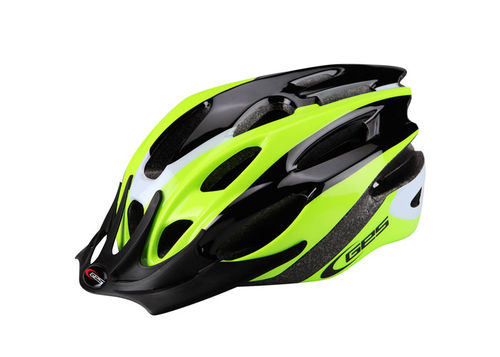 Casco GES Rocket Amarillo  L