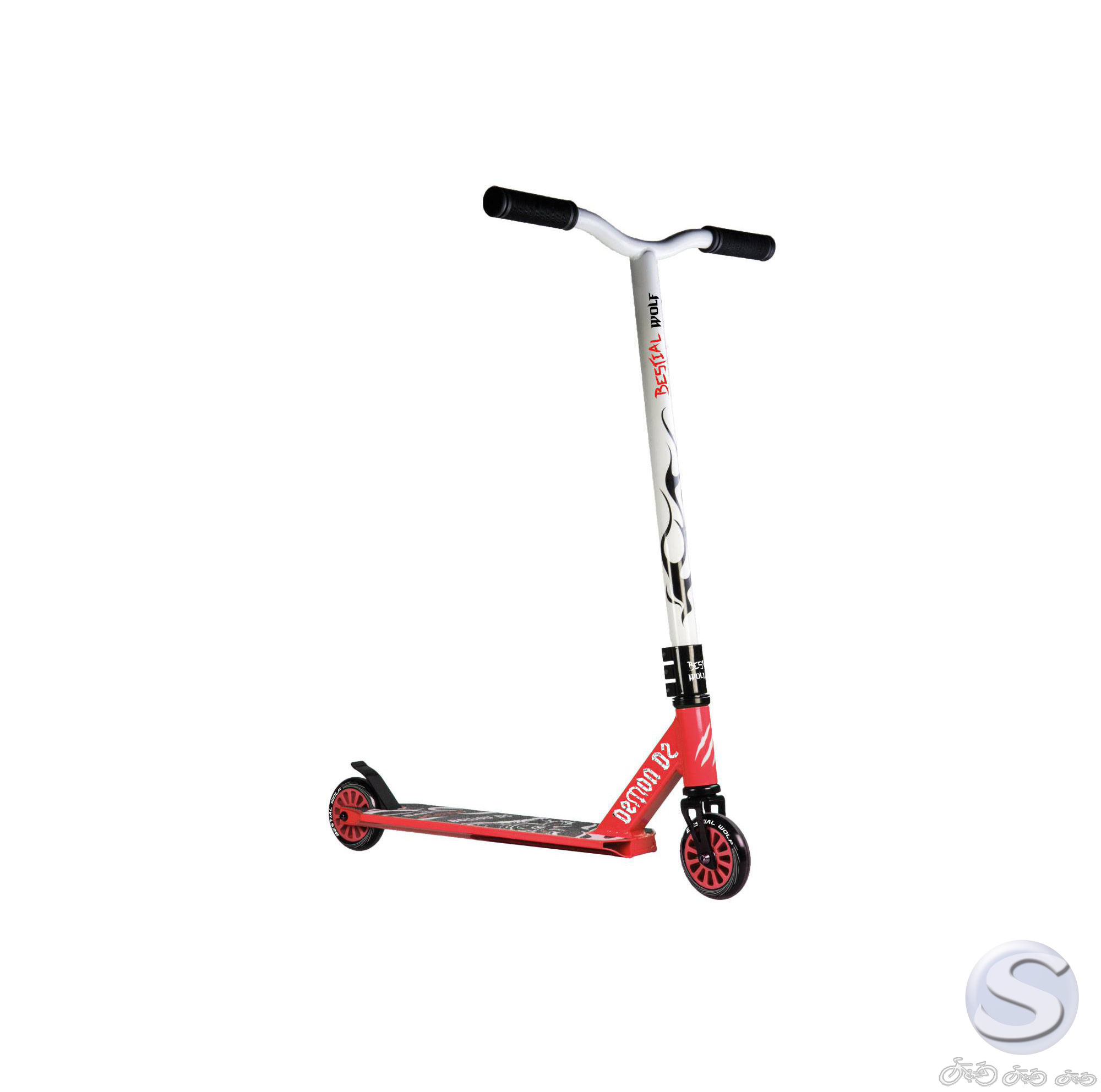 Scooter Bestial Wolf Demon D2 en varios colores