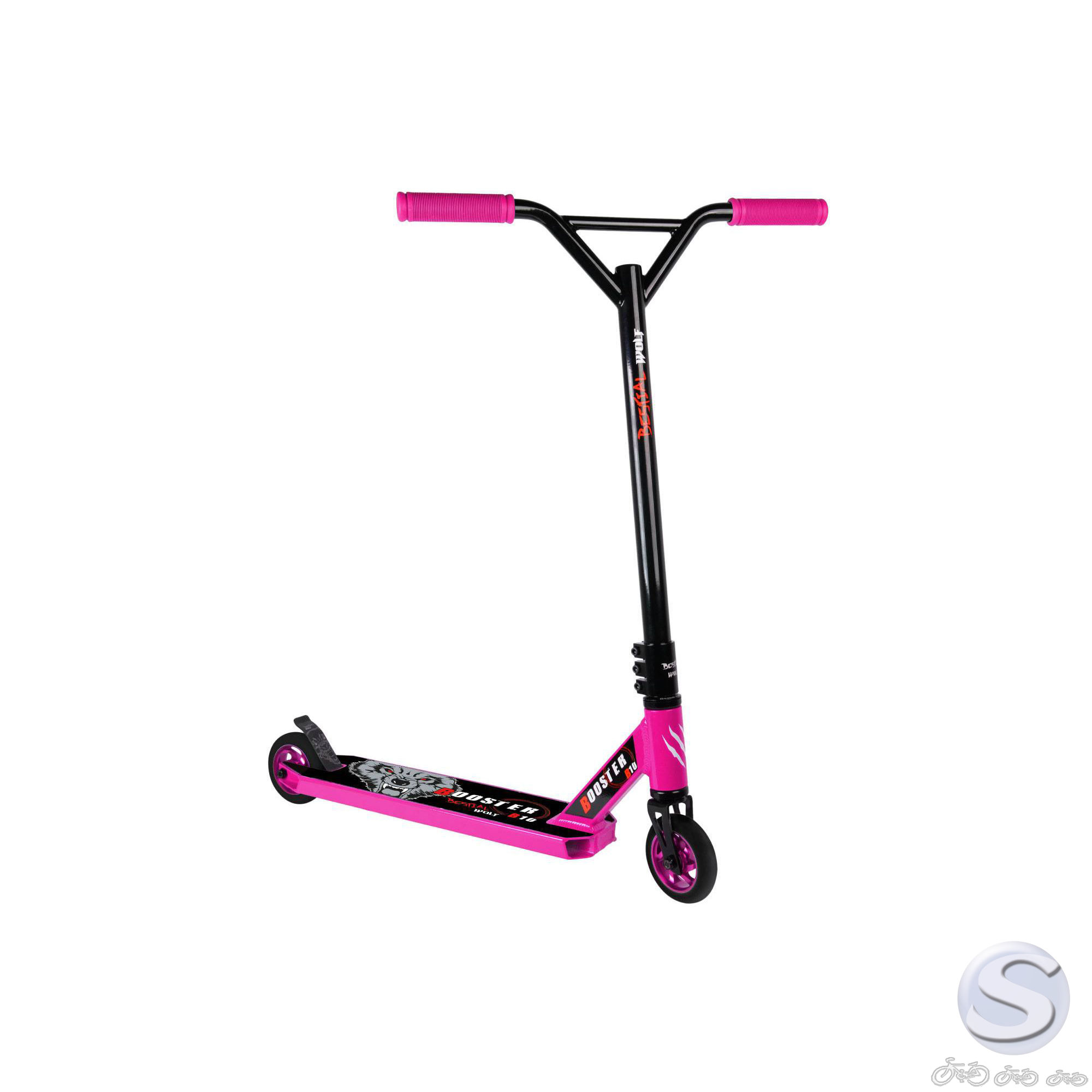 Patinete Scooter Bestial Wolf Booster B10 en varios colores