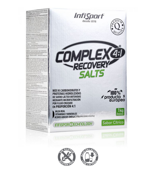 Recovery Comple 4:1 Infisport Salts