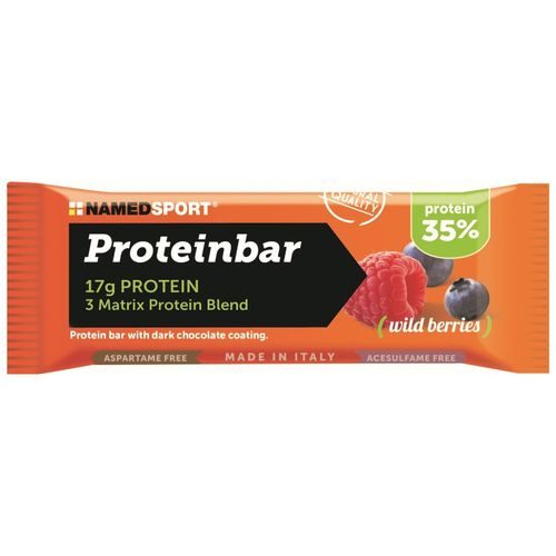 Proteinbar Named Sport frutos del Bosque