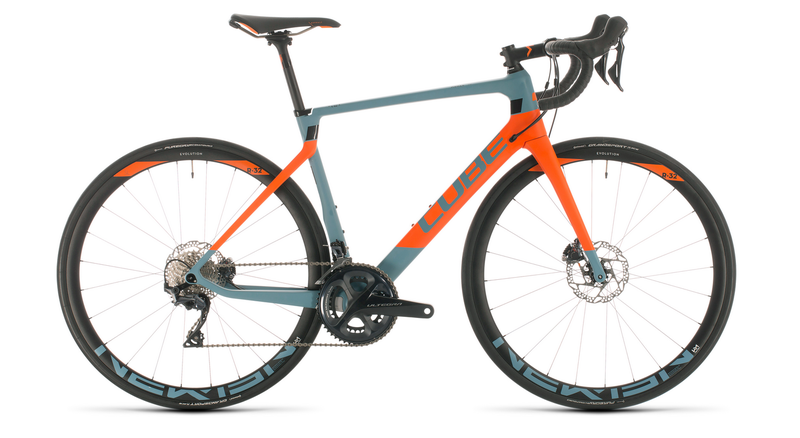 Cube Agree C:62 Race Naranja 60 cm