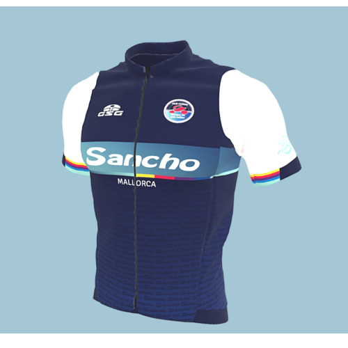 Maillot corto Sancho Team 2020