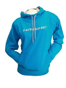 "Jersey Haibike Hoody Clique ""Carmel"" unisex - light blue"