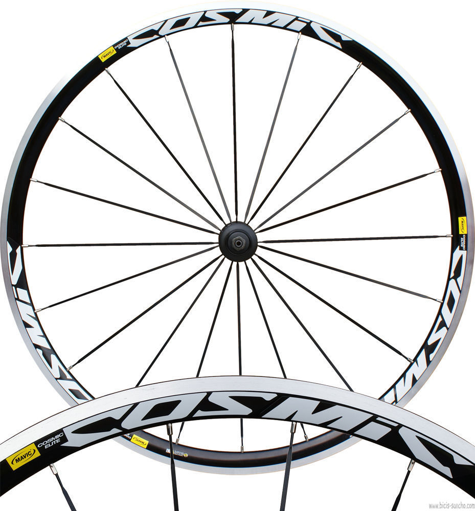 Ruedas Mavic Cosmic Elite
