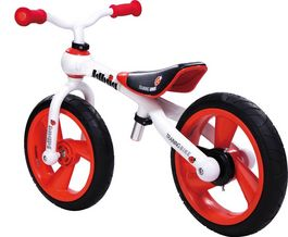 "Trainer Bike 12"" JD Bug TC-09 rojo"