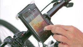 Bolsa impermeable para IPhone 5 Topeak DryBag