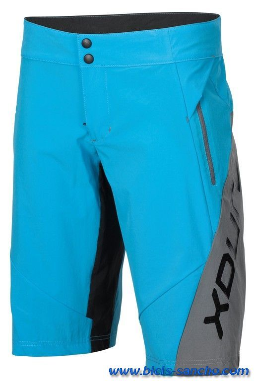 XDURO Shorts Men azul oscuro - T. M